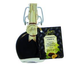 Aceto Balsamico Con Tartufo - Con Succo E Pezzi 03045 Inaudi 40 Ml