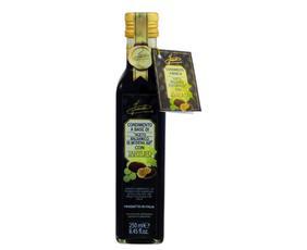 Aceto Balsamico Con Tartufo - Con Succo E Pezzi 03043 Inaudi  250 Ml
