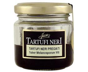 Tartufi Neri Interi Pregiati (tuber Melanosporum) Naturale 05109 Inaudi 18 Grammi