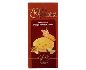 Polenta Con Funghi Porcini E Tartufi 12006 Inaudi 500 Grammi