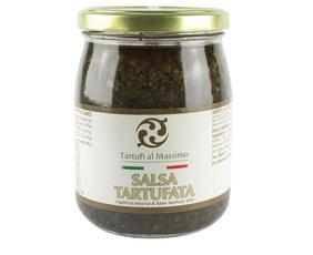 Salsa Tartufata Dogliani St500 500 Grammi Con Aroma