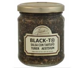 Black-t® Salsa Con Tartufo 00682 Inaudi 180 Grammi