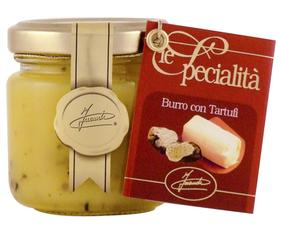 Burro Con Tartufi 12020 Inaudi 80 Grammi