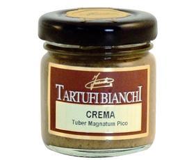Crema Di Tartufi Bianchi (tuber Magnatum Pico) 05075  Inaudi 30 Grammi