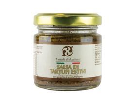 Salsa Tartufi Estivi Dogliani Sta080  80 Grammi (tuber Aestivum Vitt.)