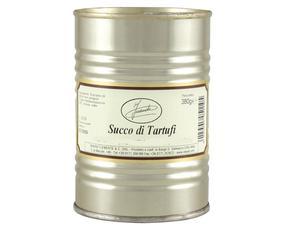 Succo Di Tartufi Neri (tuber Aestivum) 05125 Inaudi 400 Grammi