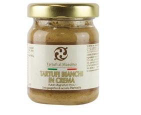 Tartufi Bianchi In Crema (tuber Magnatum Pico) Dogliani Ctb050 50 Grammi