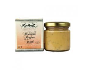 Crema Di Parmigiano Reggiano Dop Con Tartufo (tuber Aestivum Vitt.) Tl02su002 Tartuflanghe 90 Grammi