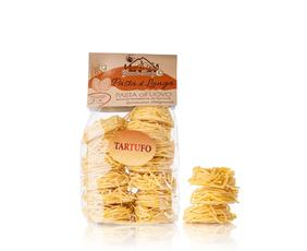Tajarin All' Uovo Al Tartufo Nero - Nido (egg Tajarin With Black Truffle - Nest) P671 Granda Tradizioni 250 Grammi