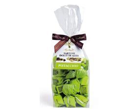 Mini Tartufi Dolci D'alba - Pistacchio Tl11pi002 Tartuflanghe 200 Grammi