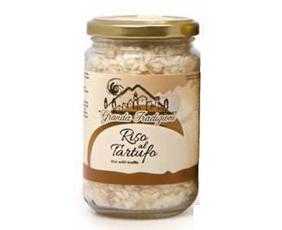 Riso Carnaroli Al Tartufo (carnaroli Rice With Truffle) P079 Granda Tradizioni 200 Grammi