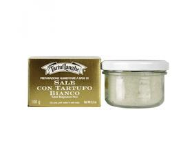 Sale Grigio Di Guérande Con Tartufo Bianco (tuber Magnatum Pico) Tl02co006 Tartuflanghe 100 Grammi