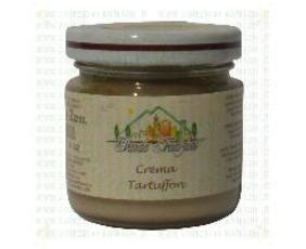 Crema Tartuffon (condiment With Porcini Mushrooms And White Truffle) A142 Granda Tradizioni 80 Grammi