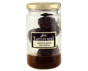 Tartufi Neri Interi (tuber Aestivum) Al Naturale 05045 Inaudi 70 Grammi