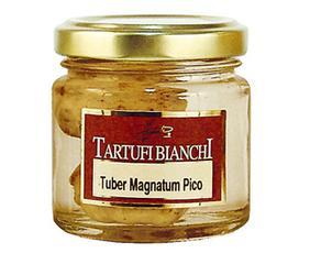 Tartufi Bianchi Interi Al Naturale (tuber Magnatum Pico) 05005 Inaudi 18 Grammi
