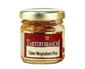 Tartufi Bianchi Interi Al Naturale (tuber Magnatum Pico) 05001 Inaudi 10 Grammi