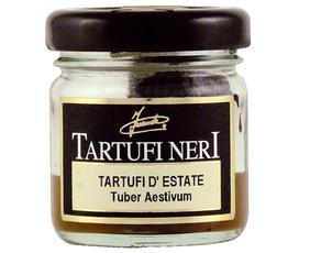 Tartufi Neri Interi (tuber Aestivum) Al Naturale 05030 Inaudi 10 Grammi